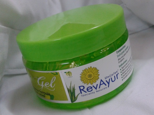 Revayur Aloe Gel Review