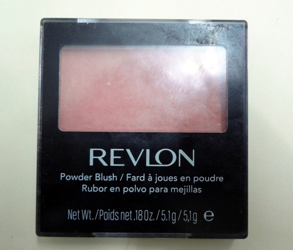 Revlon powder blush everything's rosy