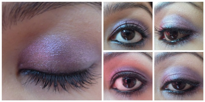 Smokey Eyes Plum Pink Smokey Eye Tutorial For Beginners
