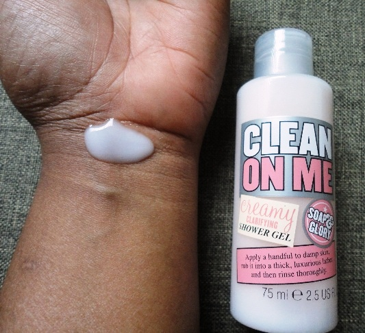 Soap and Glory Shower Gel