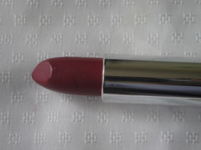 Streetwear satin smooth lip color ruby rush (2)