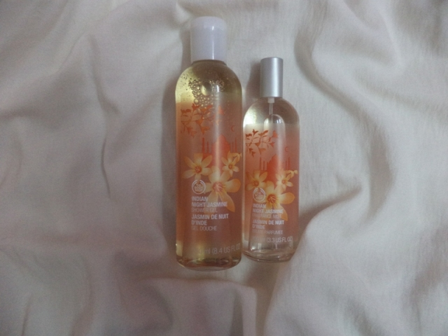 The Body Shop Indian Night Jasmine Fragrance Mist Review