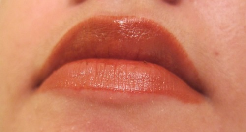 loreal color rich lipstick cinnamon toast