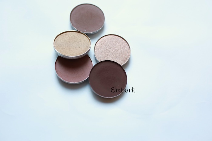 mac embark eyeshadow
