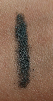 mac tarnish eye kohl swatch