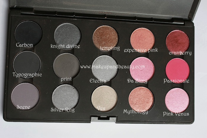 mac grey pink eyeshadow