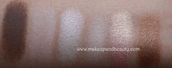 mac highlighter eyeshadow swatches
