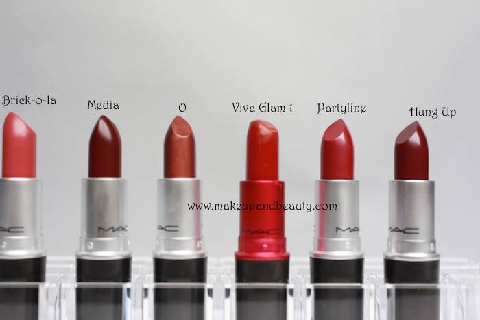 all mac lipsticks photos and swatches