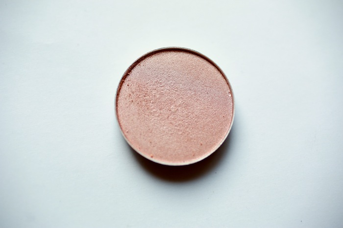 mac naked lunch eyeshadow review