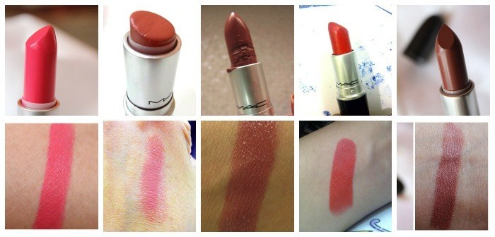 mac neutral lipsticks