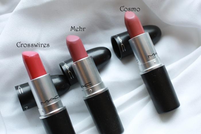 must have mac lipsticks