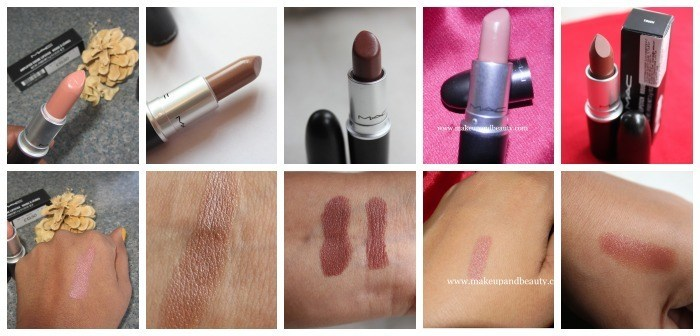 neutral mac lipsticks