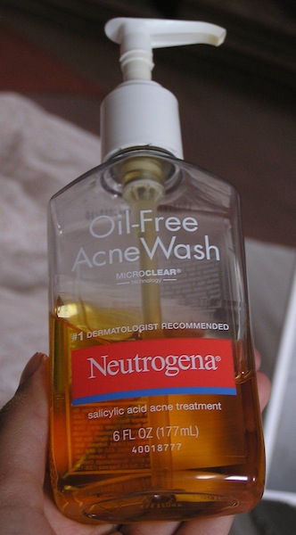 Neutrogena Acne Face Wash In India 2