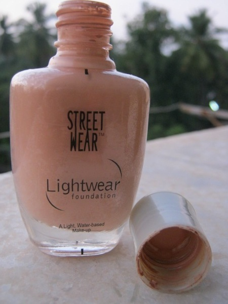 streetwear lightwear foundation