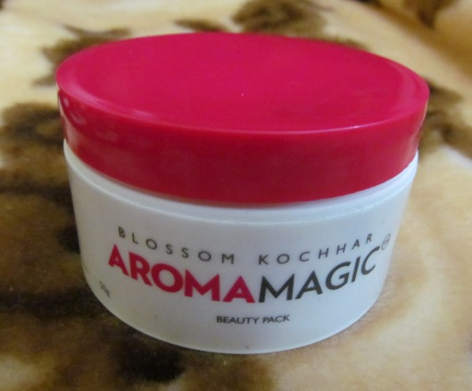 Aroma magic beauty face pack