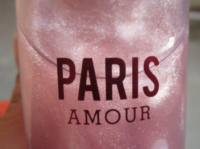 Bath & body  works paris amour shimmer mist (6)