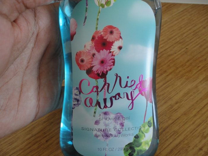 Carried Away Shower Gel 2