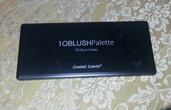 Coastal+Scents+10+Blush+Palette+Review