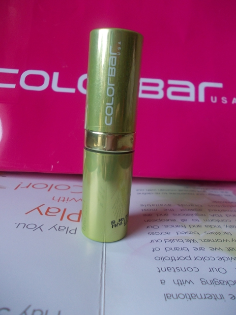 Colorbar  Limited Edition Lipstick Pure latte