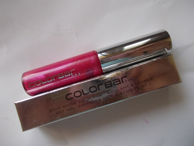 Colorbar Star Shine Lip Gloss Bewitch
