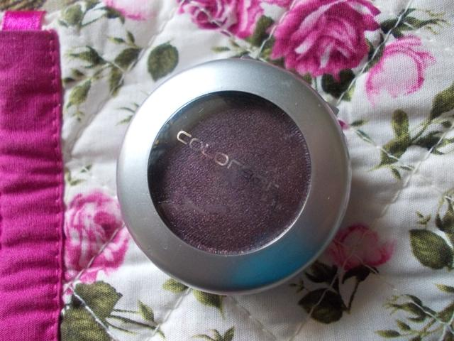Colorbar eyeshadow proudly purple