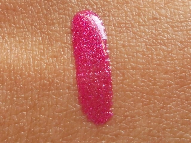 Colorbar Star Shine Lip Gloss Bewitch Swatch