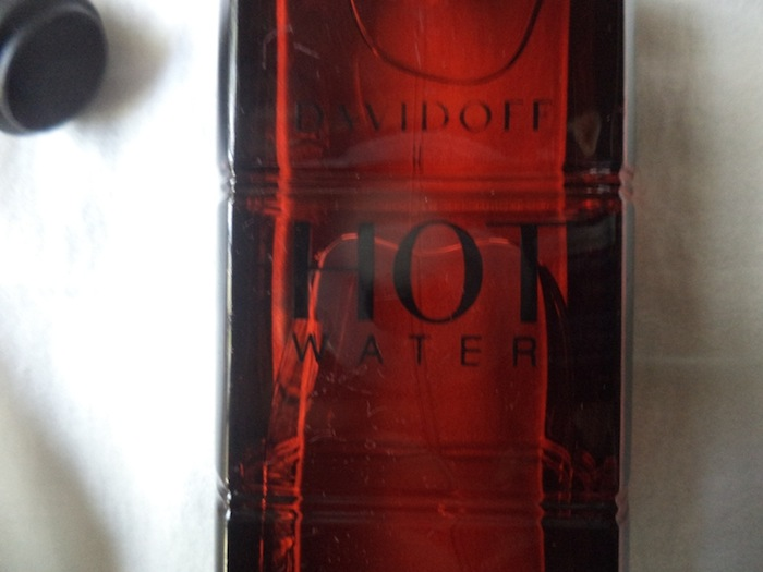 Davidoff Hot Water Perfume for Men bottle