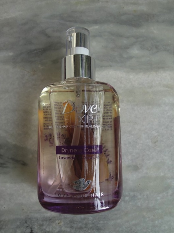 Dove Elixir Dryness Care Hair Oil