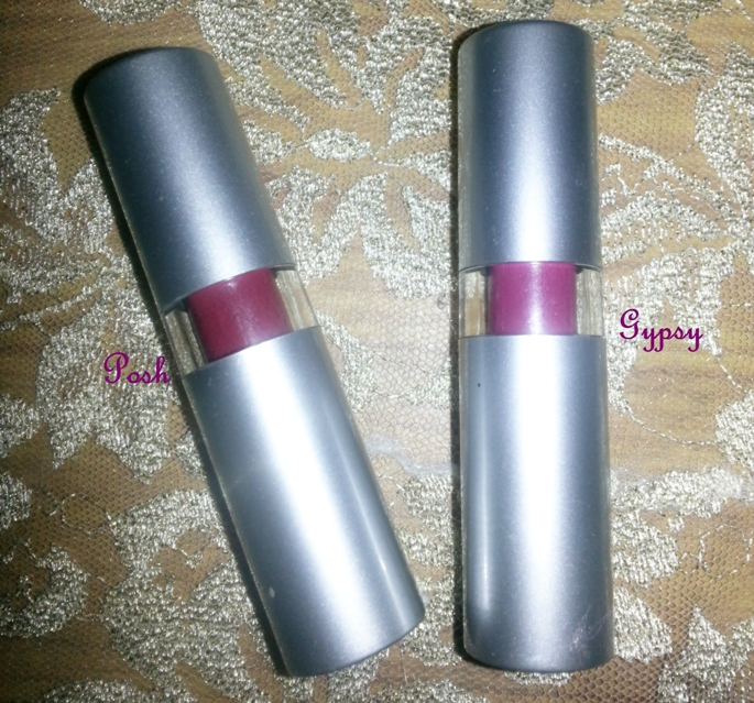 ELF Essential Lipstick Posh and Gypsy Review
