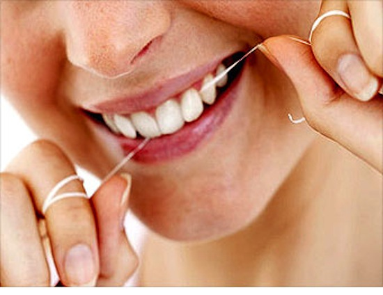 How to get a perfect white smile for What is flossing