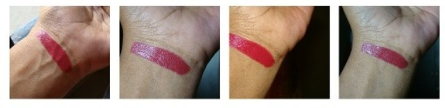 Inglot freedom system lipstick 47 swatches