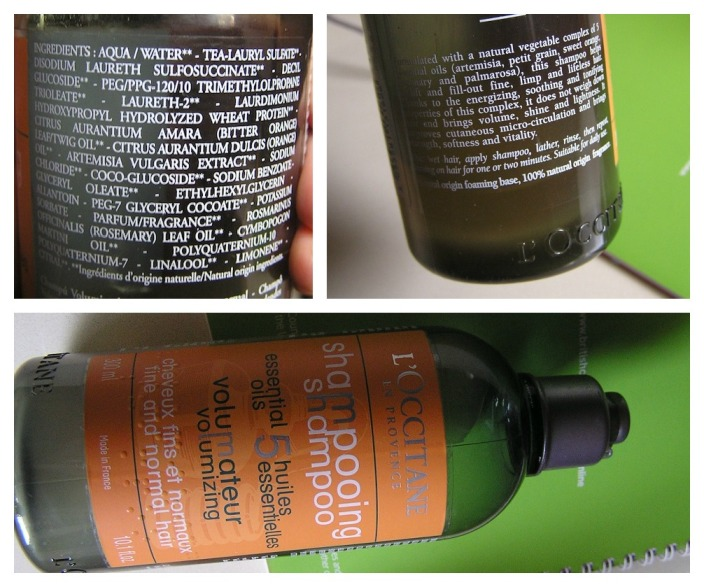 L'Occitane+Volumizing+Shampoo+Review
