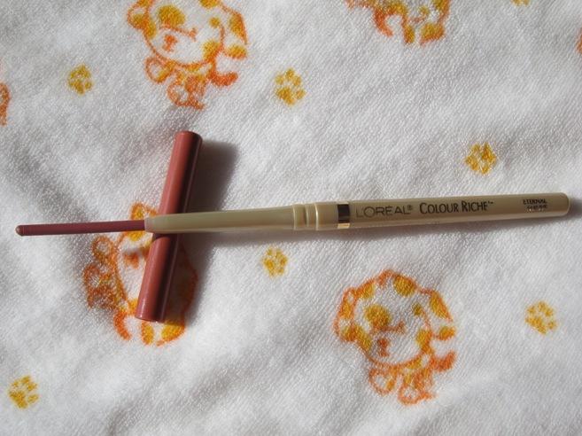 Mauve Lip Liner 2