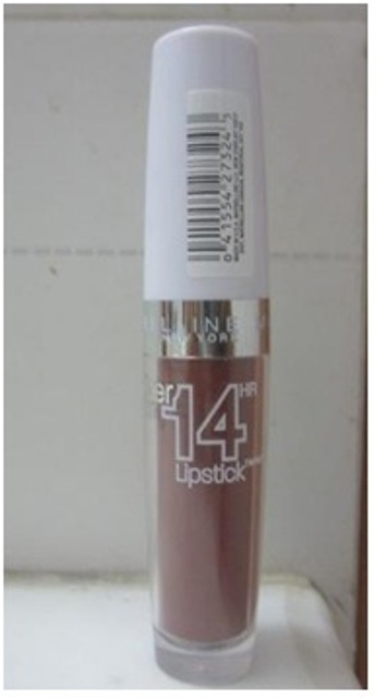 Maybelline Super Stay 14Hr Lipstick Lasting Chestnut