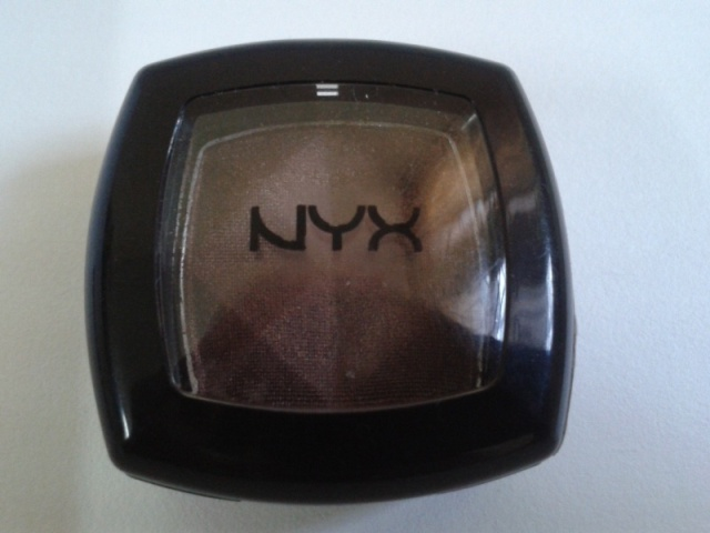 NYX Single Eyeshadow Volcano