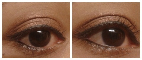 nuetral eye makeup