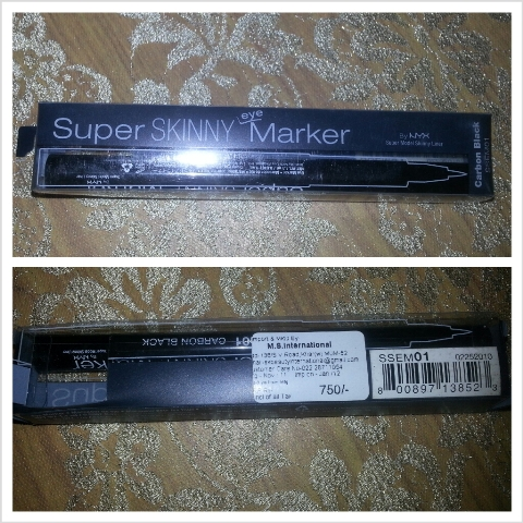 NYX Super Skinny Eye Marker (3)