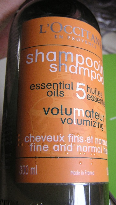 Shampooing Shampoo