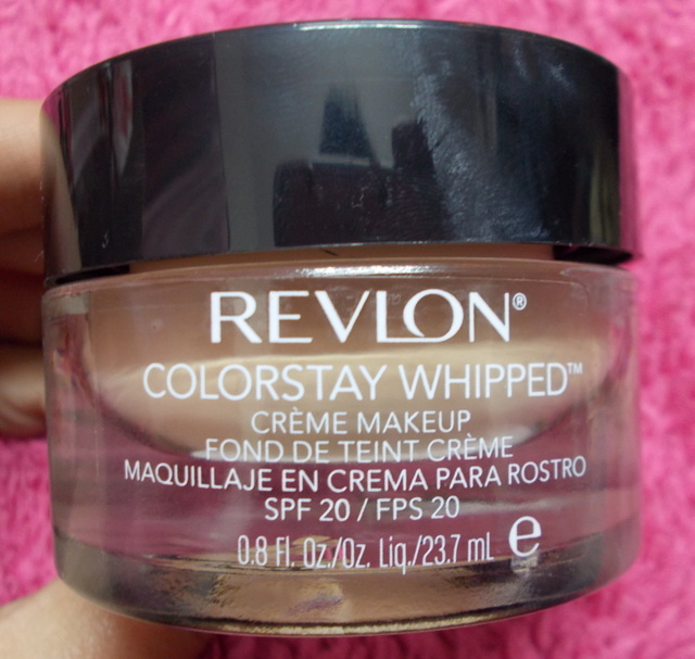 Revlon+Colorstay+Whipped+Creme+Makeup+Review