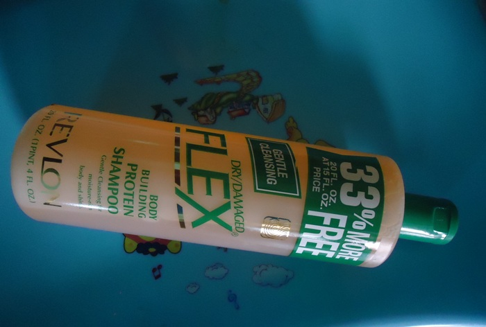 Revlon+Flex+Body+Building+Protein+Shampoo+Review