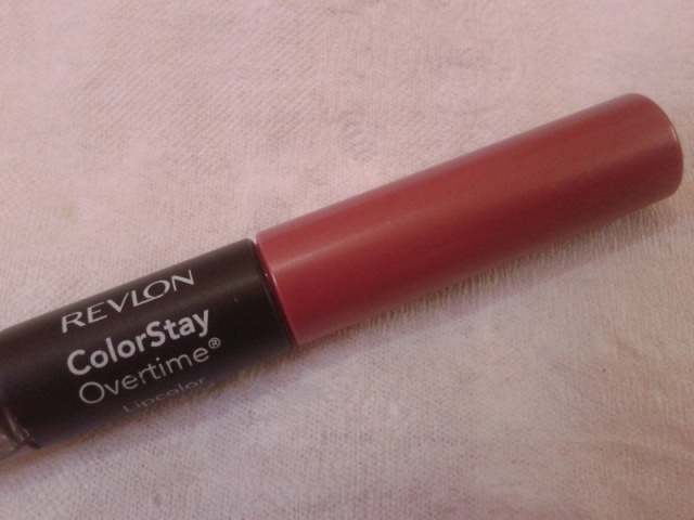 Revlon Colorstay Overtime Lipcolor Infinite Raspberry (2)