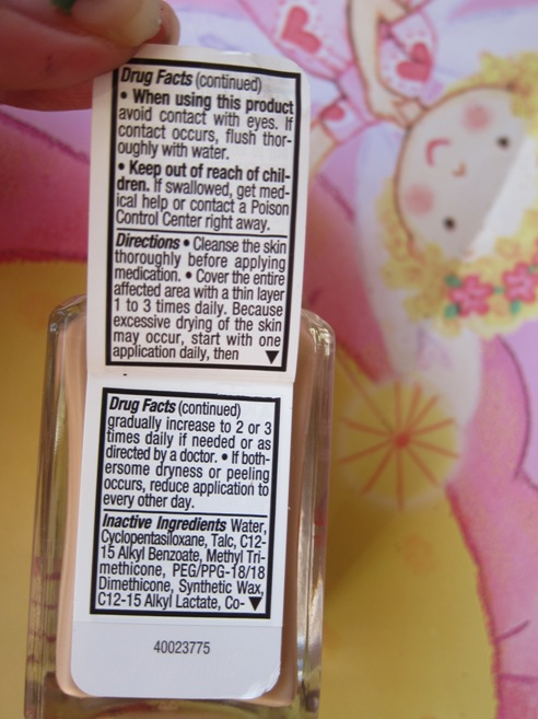 Skin Clearing Foundation 3