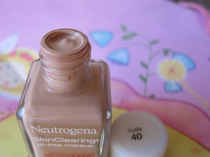 Skin Clearing Foundation 6