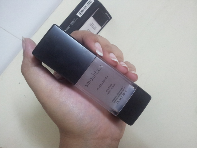 Smashbox Photo Finish Oil Free Foundation Primer Review