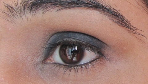 Step4 Duo Chrome Smokey Eyes