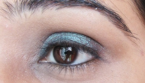 Step5 Duo Chrome Smokey Eyes