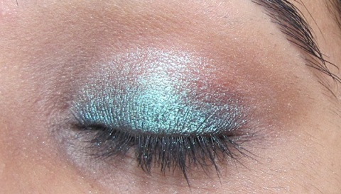 Step6 Duo Chrome Smokey Eyes