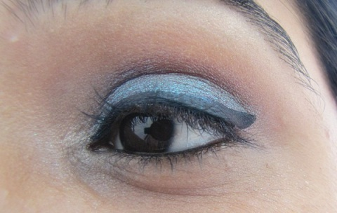 Step8 Duo Chrome Smokey Eyes