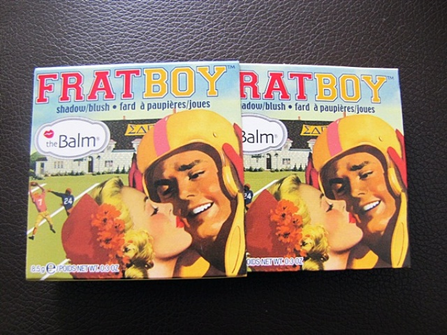 The Balm Frat Boy Blush 2 The Balm FratBoy Blush Review
