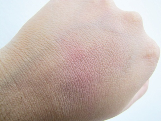 The Balm Frat Boy Blush swatch 2